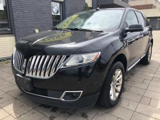 Used 2011 Lincoln MKX AWD *As Is* for sale in Nobleton, ON