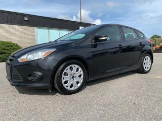 Used 2014 Ford Focus SE Hatch Certified and Serviced - CarFax Verified for sale in Etobicoke, ON