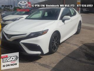 New 2021 Toyota Camry SE Upgrade Package  - Sunroof for sale in Steinbach, MB