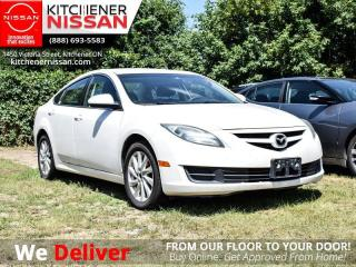 Used 2013 Mazda MAZDA6 GS-I4  AS-IS SPECIAL | YOU CERTIFY, YOU SAVE! for sale in Kitchener, ON