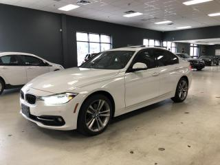 Used 2017 BMW 3 Series 328D XDRIVE*FULLY LOADED*HEADS-UP DISPLAY*NO ACCID for sale in North York, ON