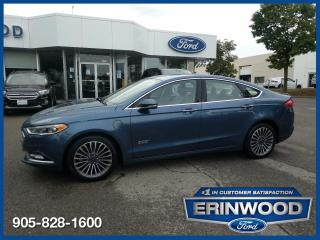 Used 2018 Ford Fusion PLATINUM for sale in Mississauga, ON