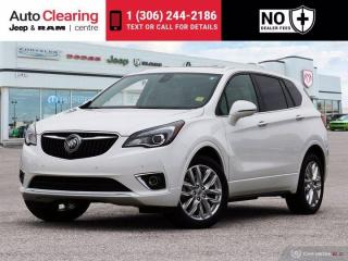 Used 2020 Buick Envision Premium II for sale in Saskatoon, SK