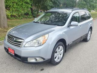 Used 2012 Subaru Outback 5dr Wgn CVT 2.5i w/Convenience Pkg for sale in Mississauga, ON