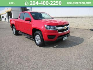 Used 2017 Chevrolet Colorado 4WD WT for sale in Brandon, MB