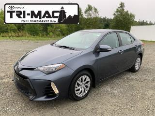 Used 2018 Toyota Corolla SE,AUTO for sale in Port Hawkesbury, NS