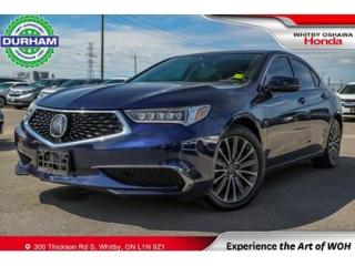 Used 2020 Acura TLX Technology Package SH-AWD | Automatic for sale in Whitby, ON