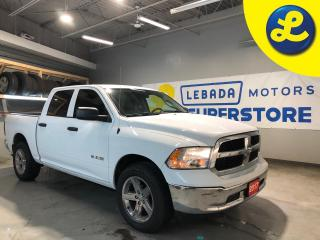 Used 2017 RAM 1500 CrewCab 4X4 5.7L V8 Hemi MDS * Chrome 20 Inch alloys * Vinyl Floors * Trailer Brake * Trailer Receiver W/ Pin Connector * Tow/Haul Mode * Automatic/Ma for sale in Cambridge, ON