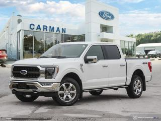New 2021 Ford F-150 King Ranch for sale in Carman, MB