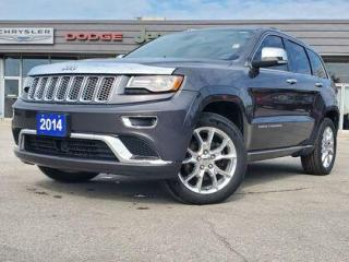 Used 2014 Jeep Grand Cherokee IN THE SPA | TRAILER TOW | ECO DIESEL for sale in Listowel, ON