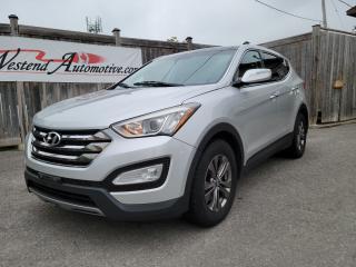 Used 2013 Hyundai Santa Fe SPORT for sale in Stittsville, ON