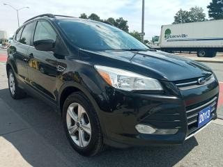 Used 2013 Ford Escape SE-4WD-EXTRA CLEAN-BLUETOOTH-AUX-USB-ALLOYS for sale in Scarborough, ON