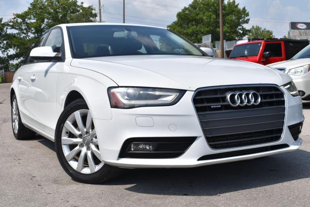 2013 Audi A4 NO ACCIDENTS