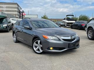 Used 2014 Acura ILX Dynamic w/Navi Pkg for sale in Oakville, ON