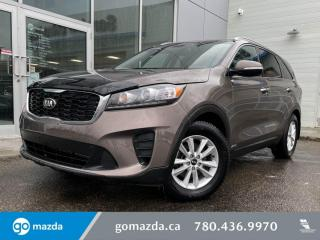 Used 2019 Kia Sorento LX - CLOTH, HEATED SEATS, AWD, 5 PASSENGER, GREAT FAMILY SUV for sale in Edmonton, AB