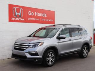 Used 2016 Honda Pilot EX-L, LEATHER, SUNROOF, LOW KMS! for sale in Edmonton, AB