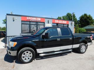Used 2009 Ford F-150 XLT|CREW CAB|4X4| for sale in St. Thomas, ON