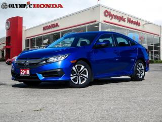 Used 2018 Honda Civic LX for sale in Guelph, ON