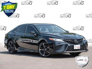 Used 2018 Toyota Camry XSE Power Moonroof | Parking Camera | Heated Memory Seats for sale in Welland, ON