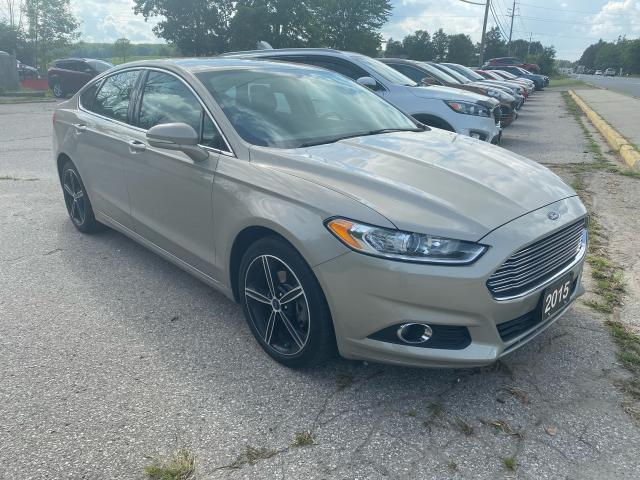 2015 Ford Fusion SE AWD LEATHER