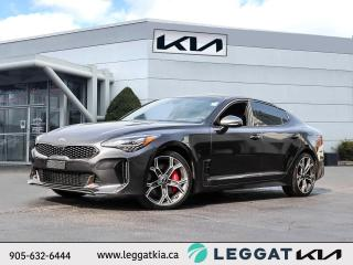 Used 2018 Kia Stinger GT Limited GT LIMITED/ AWD/ LEATHER/ SUNROOF/ NAVIGATION/ BLIND SPOT/ CAMERA/ANDROID AUTO APPLE CARPLAY for sale in Burlington, ON