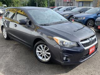 Used 2013 Subaru Impreza 2.0i w/Touring Pkg/AWD/LOADED/ALLOYS/ CLEAN for sale in Scarborough, ON