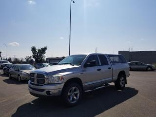 Used 2007 Dodge Ram 1500 SLT  I $0 DOWN-EVERYONE APPROVED!!! for sale in Calgary, AB