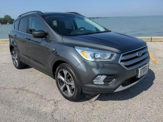 Used 2017 Ford Escape SE Heated Seats Bluetooth/CarPlay Rear Cam Nav for sale in Belle River, ON