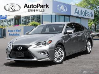 Used 2018 Lexus ES 350 FULL SIZED LUXURY, LEXUS QUALITY AND RELIABILITY for sale in Mississauga, ON
