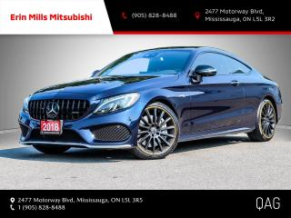 Used 2018 Mercedes-Benz AMG C 43 4MATIC Coupe for sale in Mississauga, ON