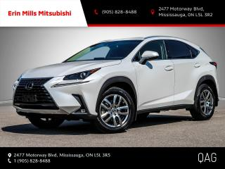 Used 2019 Lexus NX 300 NO ACCIDENTS 1OWNER LUXURY PKG NAV ROOF LEATHER for sale in Mississauga, ON