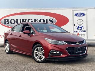 Used 2017 Chevrolet Cruze LT Auto *BLUETOOTH, HEATED SEATS* for sale in Midland, ON