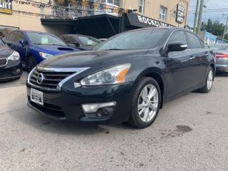 Used 2014 Nissan Altima 4dr Sdn I4 CVT 2.5 for sale in Scarborough, ON