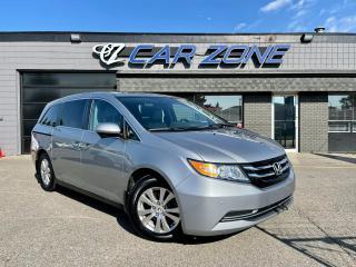 Used 2016 Honda Odyssey EX-L W/ NAVI for sale in Calgary, AB