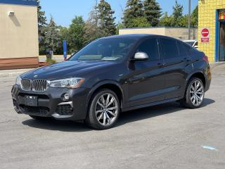 Used 2018 BMW X4 M40i Navigation/Sunroof/Camera for sale in North York, ON