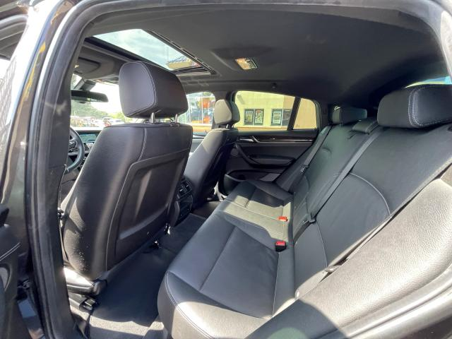 2018 BMW X4 M40i Navigation/Sunroof/Camera Photo12