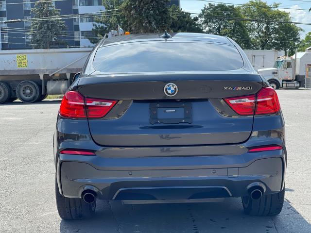 2018 BMW X4 M40i Navigation/Sunroof/Camera Photo5