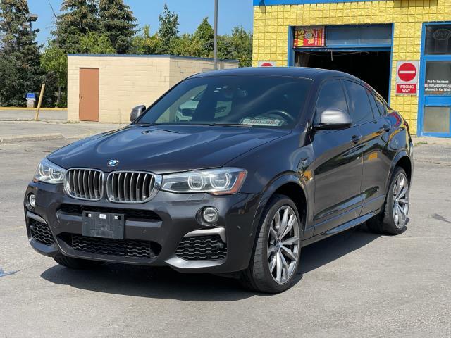 2018 BMW X4 M40i Navigation/Sunroof/Camera Photo2