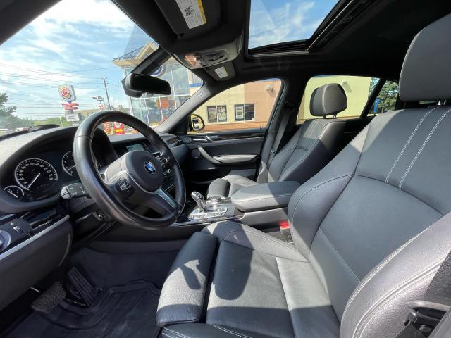 2018 BMW X4 M40i Navigation/Sunroof/Camera Photo11