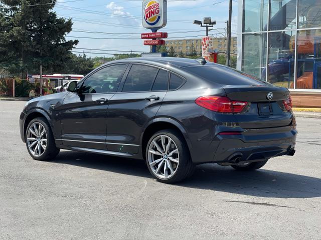 2018 BMW X4 M40i Navigation/Sunroof/Camera Photo4