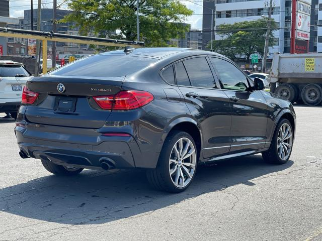 2018 BMW X4 M40i Navigation/Sunroof/Camera Photo6