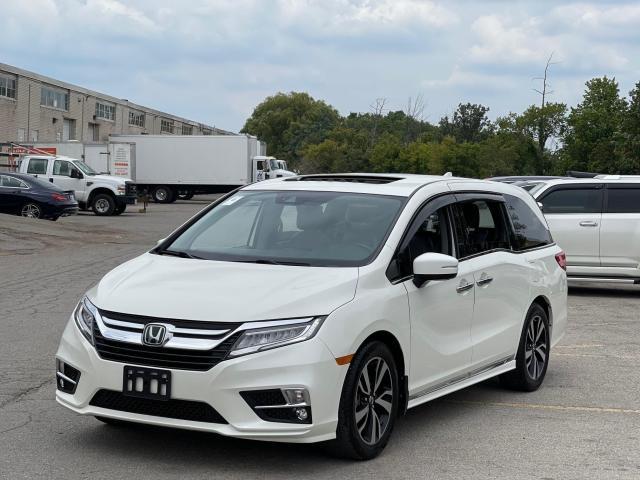 2019 Honda Odyssey TOURING NAVIGATION/DVD/SUNROOF/8 Pass Photo1
