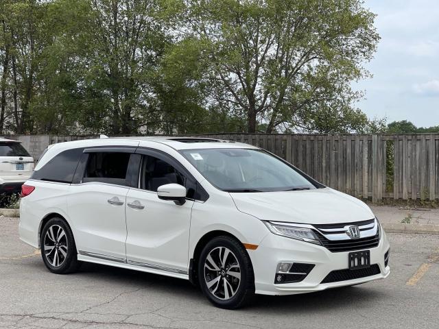 2019 Honda Odyssey TOURING NAVIGATION/DVD/SUNROOF/8 Pass Photo3
