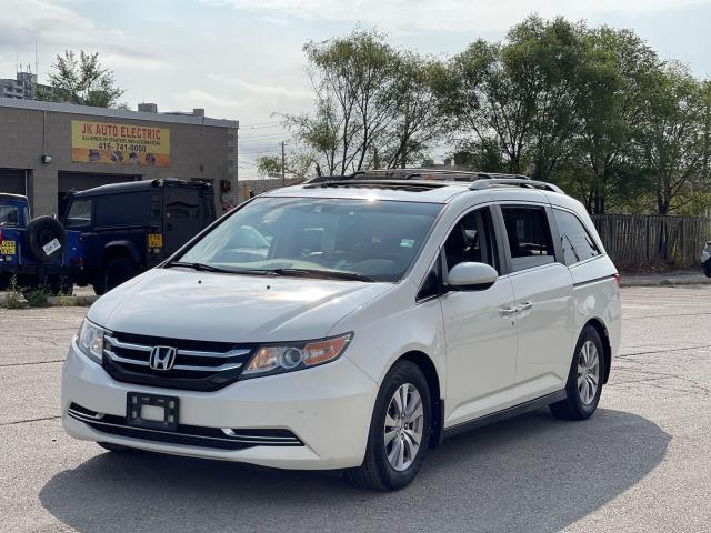 2015 Honda Odyssey EX-L Navigation/Sunroof/Leather/8Pass Photo1