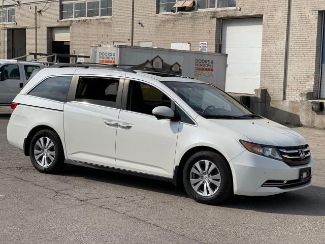 2015 Honda Odyssey EX-L Navigation/Sunroof/Leather/8Pass Photo3