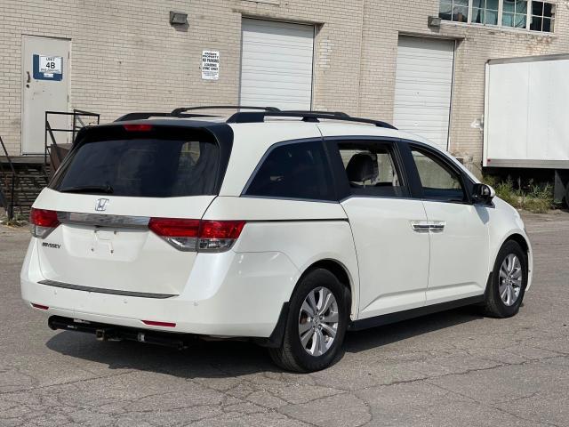 2015 Honda Odyssey EX-L Navigation/Sunroof/Leather/8Pass Photo5