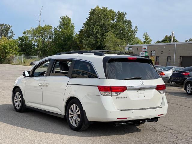 2015 Honda Odyssey EX-L Navigation/Sunroof/Leather/8Pass Photo7