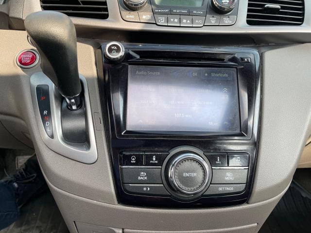 2015 Honda Odyssey EX-L Navigation/Sunroof/Leather/8Pass Photo20