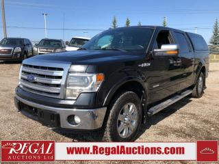Used 2014 Ford F-150 Lariat for sale in Calgary, AB