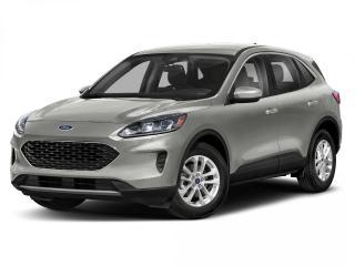 New 2021 Ford Escape SE 0% APR   ROOF   CO-PILOT   CLD WTHR PKG   for sale in Winnipeg, MB